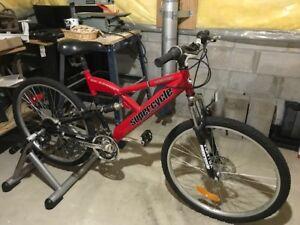 Vortex Supercycle Bicycle & Trainer