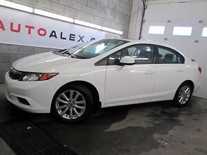 2012 Honda Civic EX TOIT OUVRANT A/C MAGS CRUISE 59,900KM