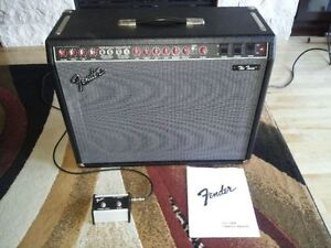 Fender Red Knob Twin Amplifier, $700 or trade