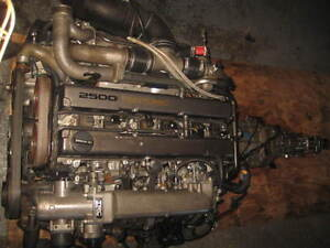 TOYOTA CHASER 1JZGTTE ENGINE 5SPEED R154 TRANSMISSION JDM 1JZ