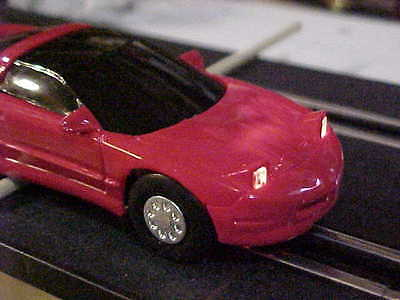 ARTIN 1/43 SLOT CAR (T Top)RED Pontiac Firebird(LAST OF THE BREED) W/Headlights