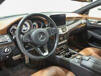 Miniature 16 Voiture Européenne d'occasion Mercedes-Benz CLS-Class 2016
