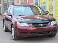 2008 Hyundai Sonata Auto GL City of Toronto Toronto (GTA) Preview