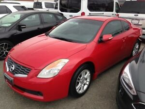 2008 Nissan Altima 3.5 V6 SE with Heated Leather and Moonroof