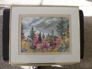 Original Landscape Watercolour by Joyce Kellock Oakville / Halton Region Toronto (GTA) image 1