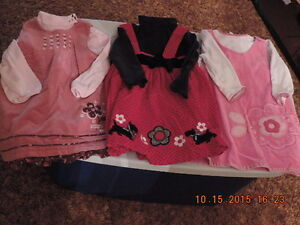 Girl's Size 24 month Winter Dresses London Ontario image 4