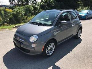 2012 FIAT 500 Pop, Safety & ETEST for ON or QC INCL.