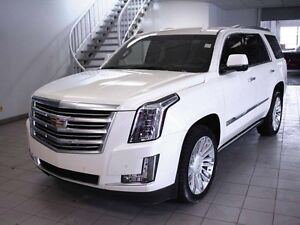 2015 Cadillac Escalade Platinum 1 OWNER LOW KM FINANCE AVAILABLE