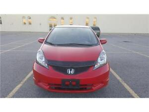 Honda Fit with only 13456 kms only