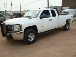 2008 Chevrolet Silverado 2500HD EXTCAB 4X4 LONG BOX