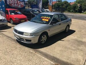 2000 Mitsubishi Lancer CE2 GLXi Silver Automatic Sedan West Ryde Ryde Area Preview