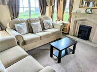 Luxury top spec caravan, 2 bed sleeps 5, with bath on 12 month pet friendly park