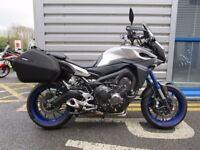 Yamaha MT-09 Tracer - With Panniers!