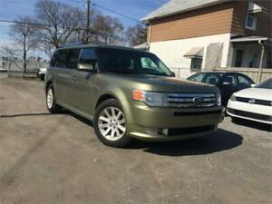 2012 Ford Flex SEL, Leather, panaromic roof, Certified