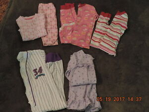 Girl's Size 2T Summer PJ's & Nightgown