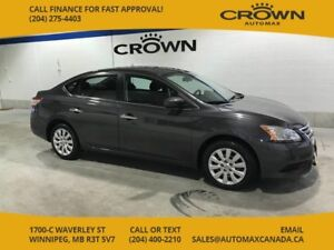 2013 Nissan Sentra S *Accident Free/1 Owner*