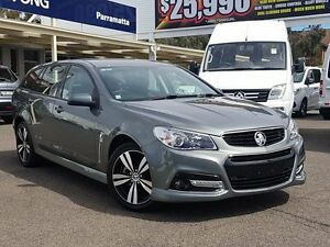 2015 Holden Commodore VF MY15 Prussian Steel 6 Speed Sports Automatic Wagon Parramatta Parramatta Area Preview