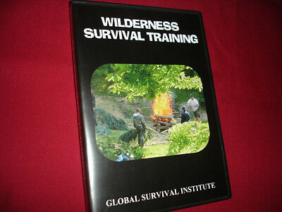 B2 WILDERNESS SURVIVAL TRAINING - SPECIAL FORCES INSTRUCTOR - KNIVES, FIRE, FOOD