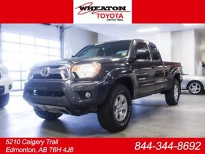 2013 Toyota Tacoma Touch Screen, Back Up Camera, USB/AUX, Alloy