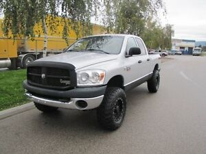 2008 Dodge Ram 2500 Quad Cab ST Short Bed 4WD