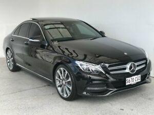 2015 Mercedes-Benz C-Class W205 C250 BlueTEC 7G-Tronic + Black 7 Speed Sports Automatic Sedan Mount Gambier Grant Area Preview