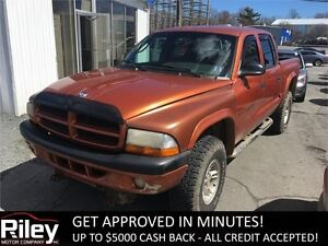 2000 Dodge Dakota Sport SELLING AS IS