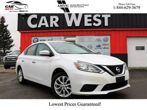 2017 Nissan Sentra SV | GREAT ON GAS |