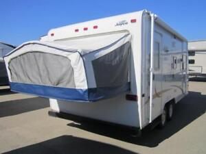 2006 20 FT JAYCO JAY FEATHER EXP 19H EXPANDABLE TRAILER