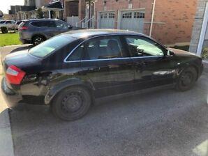 2002 Audi A4 Sedan