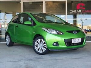 2008 Mazda 2 DE10Y1 Neo Green 5 Speed Manual Hatchback Brendale Pine Rivers Area Preview