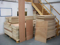PLYWOOD OFF CUTS - NEW AND FRESH EXTERIOR GRADE