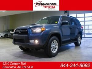 2013 Toyota 4Runner TRAIL EDITION, REMOTE STARTER, SUNROOF, TOUC