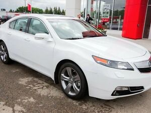 2014 Acura TL Tech Package