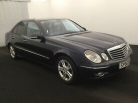 Mercedes-Benz E Class 2007 E220 DIESEL ** 3 OWNER FROM NEW ** FULL SERVICE HISTORY