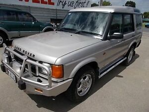 2000 Land Rover Discovery Td5 (4x4) TD5 (4x4) Gold 4 Speed Automatic 4x4 Wagon Gepps Cross Port Adelaide Area Preview
