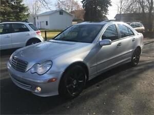 2006 MERCEDES C280 4MATIC GARANTIE 2 ANS INCLUSE + LIQUIDATION