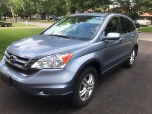 2011 Honda CR-V EX-L 4 Wheel Drive SUV with Tow Package