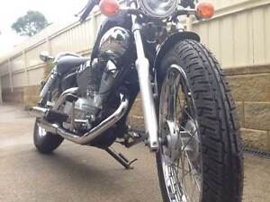 2002 Yamaha Virago 250 (XV250) Forest Lake Brisbane South West Preview