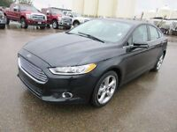 2014 Ford Fusion SE Auto low kms $0 down $135B/W o.a.c