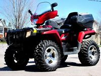 2008 Polaris SPORTSMAN TOURING 800 *SUPER ÉQUIPÉ!*