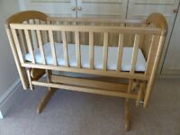 John Lewis Anna Glider Crib / Cot