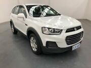 2016 Holden Captiva CG MY16 5 LS (fwd) White 6 Speed Automatic Wagon Fyshwick South Canberra Preview