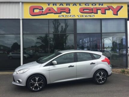 2011 Ford Focus AMBIENTE LW AUT Silver 6 Speed Sports Automatic Hatchback Traralgon Latrobe Valley Preview