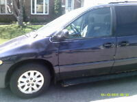 2000 Plymouth Grand Voyager Minivan, Van   (Parts)