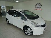 2011 Honda Jazz GE GLi White 5 Speed Automatic Hatchback Parramatta Park Cairns City Preview