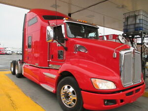 2014 Kenworth T660 Studio