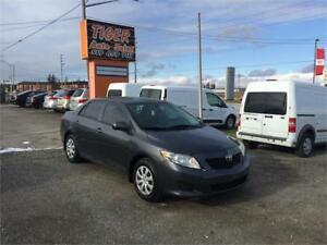 2009 Toyota Corolla ***5 SPEED**CRUISE CONTROL***ONLY 152 KMS