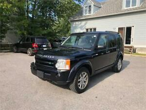 2009 Land Rover LR3 SE, Safety & ETEST for ON or QC INCL.