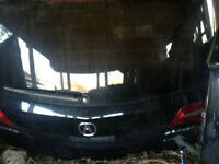 07 08 09 ACURA MDX TRUNK / HATCH / TAILGATE  BLACK