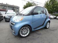 2013 SMART FORTWO PASSION (32,000 KM, TOIT PANO, MAGS, GARANTIE)